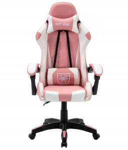 Fotel Gamingowy Gracza EXT ONE Pink