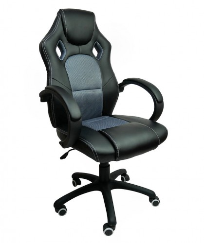 Fotel Obrotowy Do Komputera Silver Stone