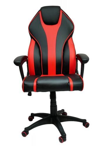 Fotel Obrotowy Do Komputera Cobra Red